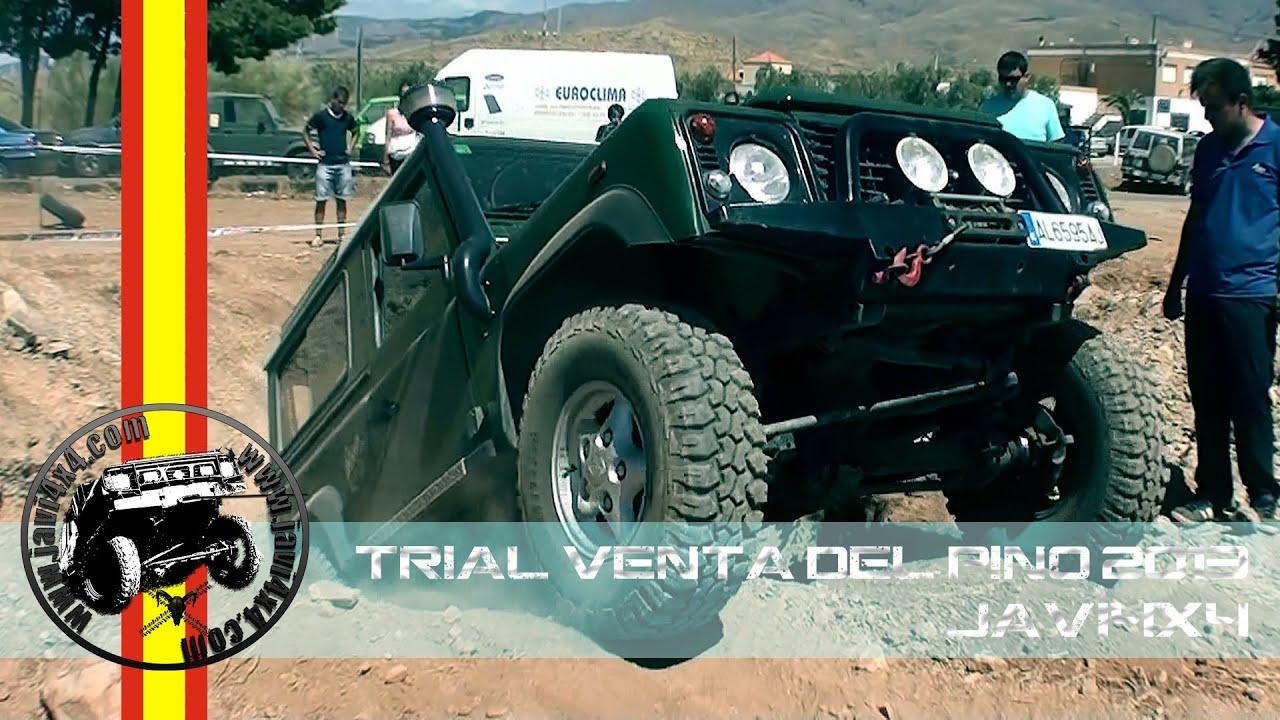 Trial Venta del Pino 2013 (Land Rover Defender Amancio)