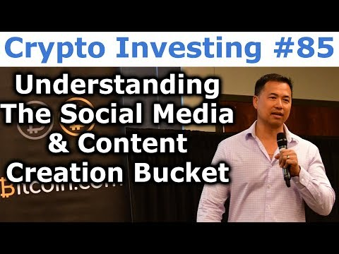 Crypto Investing #85 - Understanding The Decentralized Socia