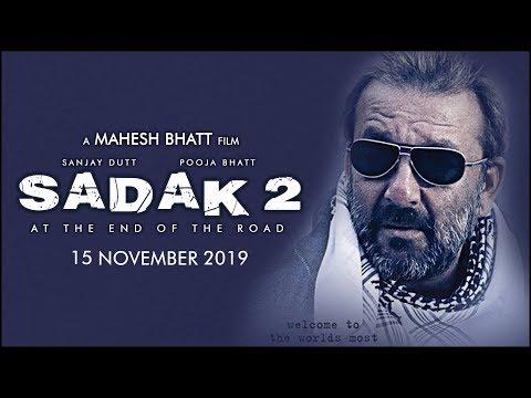 SADAK 2 Sanjay Dutt And Pooja Bhatt Confirm Movie Release Date 2019 Mp3
