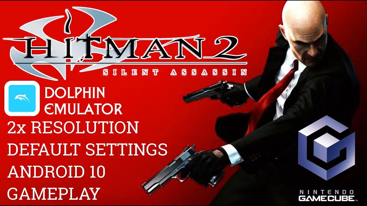 Hitman 2 Silent Assassin Gamecube Dolphin Emulator 2x Resolution