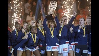 Best-Of French Women team (World Cup 2017)