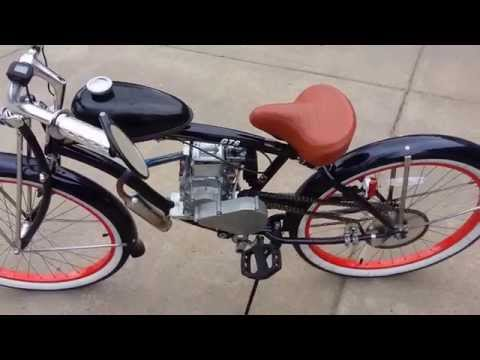 Motorized Bicycles (How To Do Gearing)