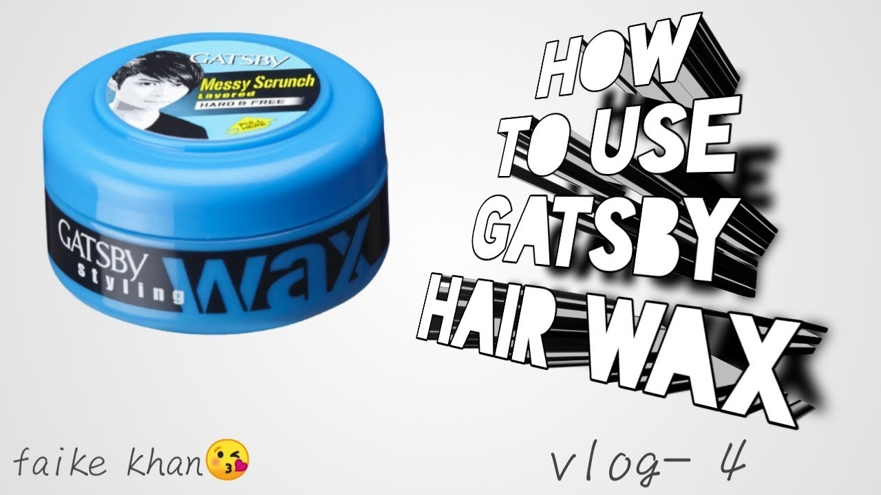 how to use gatsby wax