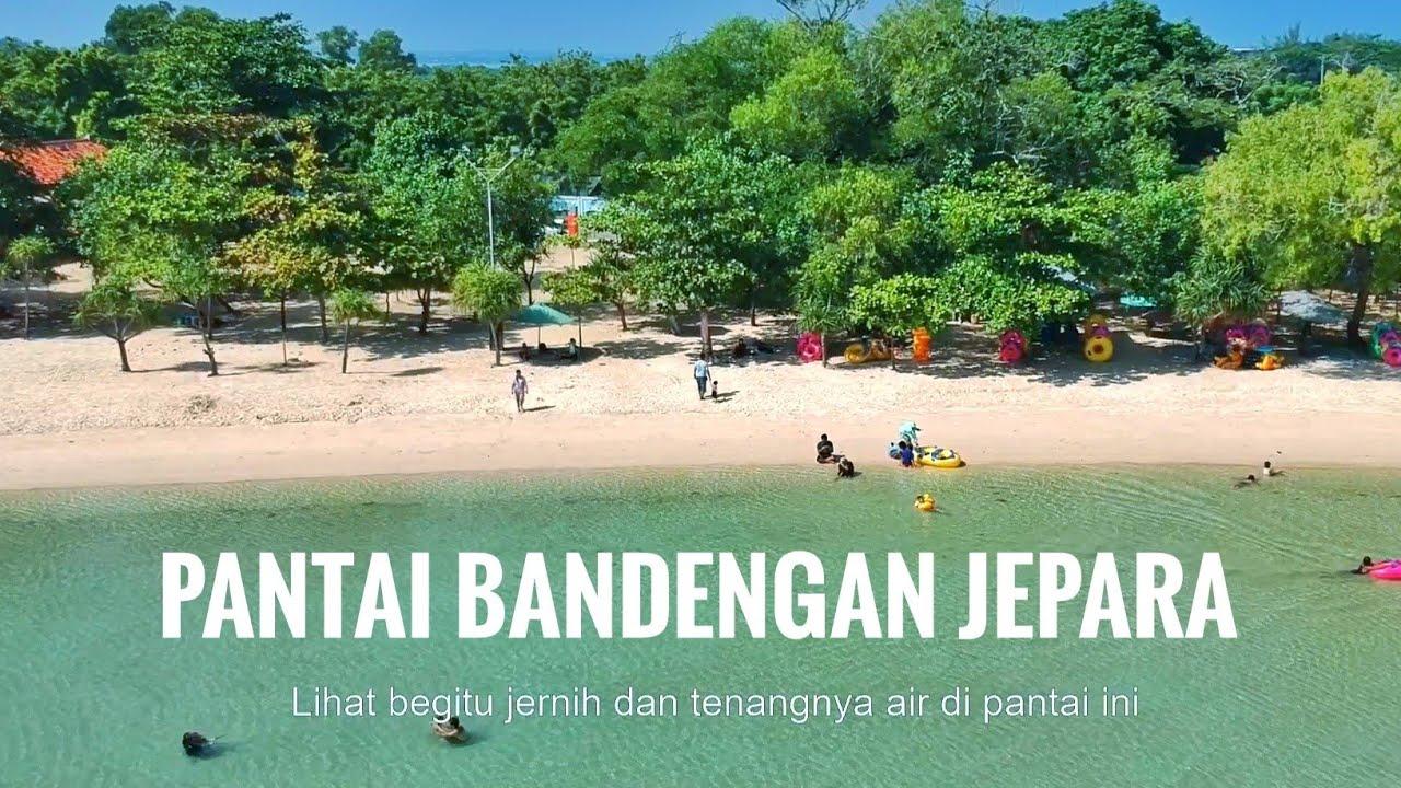 Wisata Pantai Bandengan Jepara Liburan Keluarga Part 1 Youtube