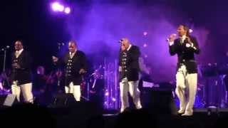 The Trammps - The Love I Lost live in Rimini