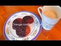 オレンジコンフィ & オランジェット Orange confite & Orangette