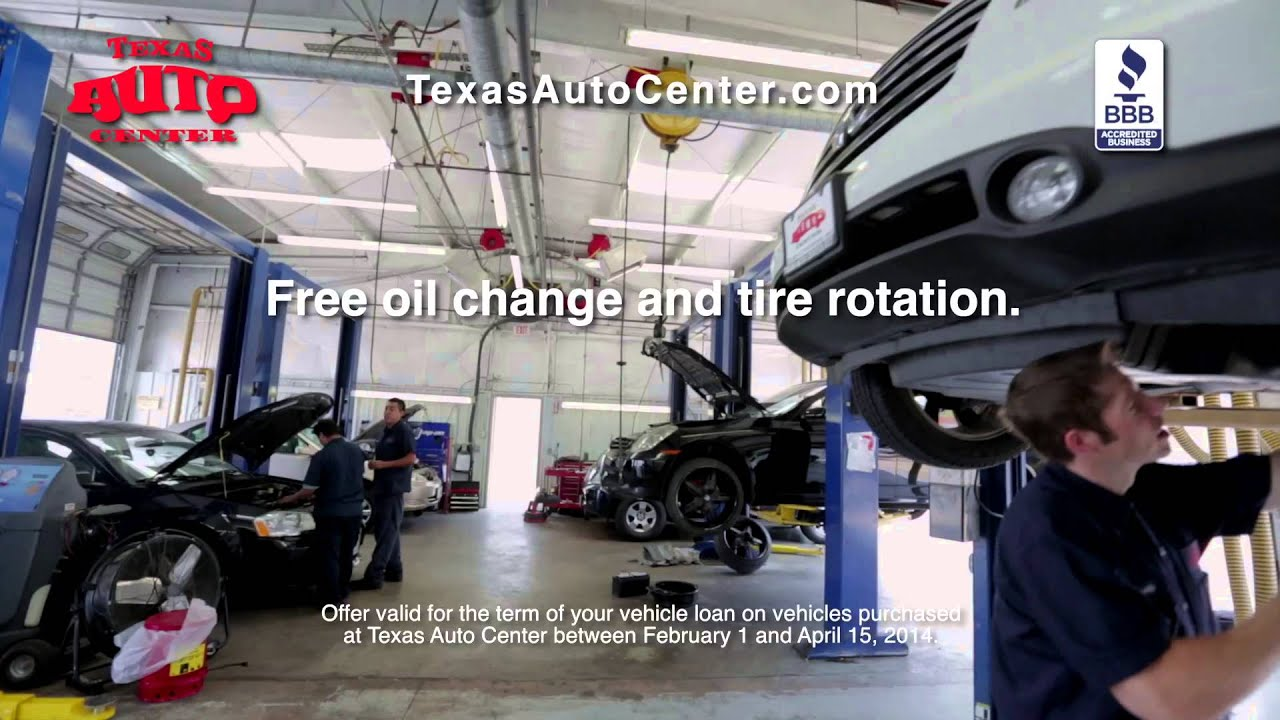 Texas Auto Center >> Texas Auto Center Tv Commercial For Tax Season San Marcos