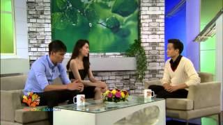 """Talk với Công Vinh, Thủy Tiên """"Làm vợ cầu thủ"""" (tt) - Vui Sống Mỗi Ngày [VTV3 – 12.09.2014]"""