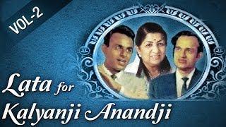 Lata for Kalyanji Anandji (HD) - Vol 2 - Top 10 Lata Mangeshar Songs thumbnail