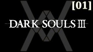 Dark Souls 3 - прохождение/гайд [01] - Судия Гундир / Iudex Gundyr