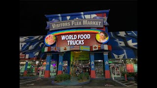 World Food Trucks (5 Spice Jamaican Cuisine) Episode 33