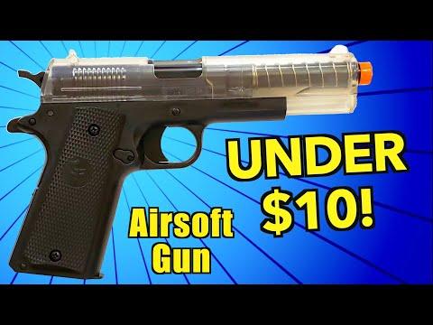 Best Airsoft Gun UNDER $10? You Decide!