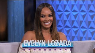 Monday on 'The Real': Guest Co-Host Joseline Hernandez, Evelyn Lozada