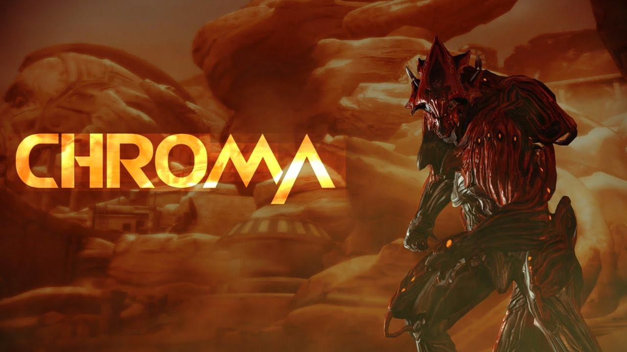 Warframe Profile Chroma YouTube