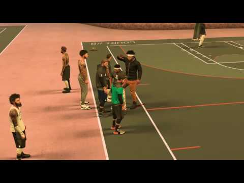 Gas Compilations(NBA 2k17)