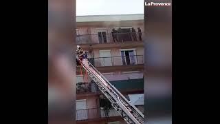 Marseille : un forcené qui menaçait de mettre le feu maîtrisé par le Raid