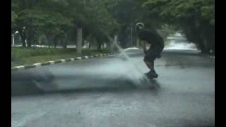 Riders on the Storm - Skating in the Rain