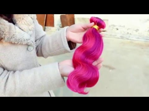 Bolin hair make you beautiful real vedio | Initial Review | Qingdao Bolin hair