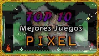 TOP 10 Juegos de Estilo Pixel | Android & IOS