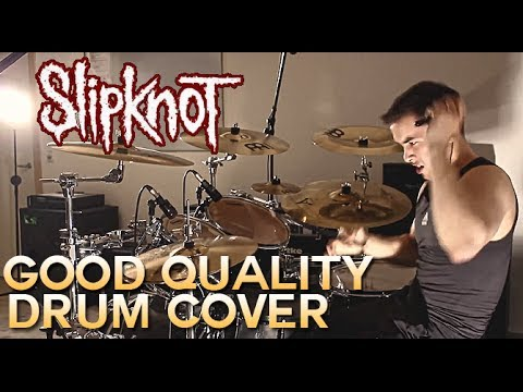 Slipknot - Sulfur - Drum Cover