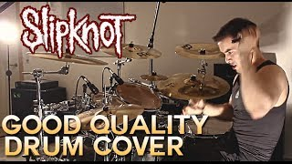 slipknot sulfur drum cover