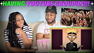 """Young Don The Sauce God """"My First Groupie"""" REACTION!!!"""