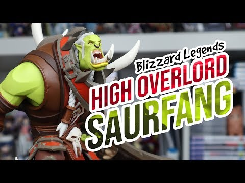 High Overlord Saurfang - Blizzard Legends Statue [World Of Warcraft] | Review + Unboxing