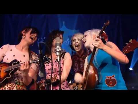 Katzenjammer - Sheperd and Princess Live HD mp3