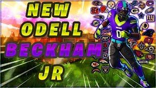 *NEW* NFL ODELL BECKHAM Jr Football Skins In Fortnite Battle Royale
