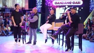 Salbakuta sings 'Stupid Love' live on Gandang Gabi Vice
