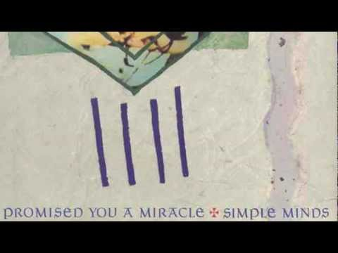 Simple Minds Promised You a Miracle Peel Session 1982