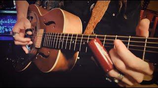 MOONSHINER'S BLUES     Slide Guitar on the Mystery Resonator