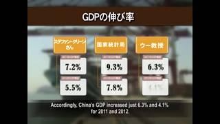 【禁聞】中国の経済規模 3分の1は当局の水増し thumbnail