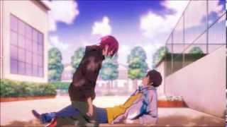 Haruka x Rin - Hot Mess