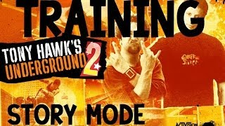 Tony Hawk's Underground 2 Walkthrough: Story Mode - Training [Part 1]