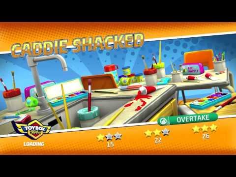 Toybox Turbos Gameplay episode 2 |