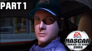 (This Is Gonne Be Awesome!) NASCAR 2005 Chase For The Cup Career Mode Part #1