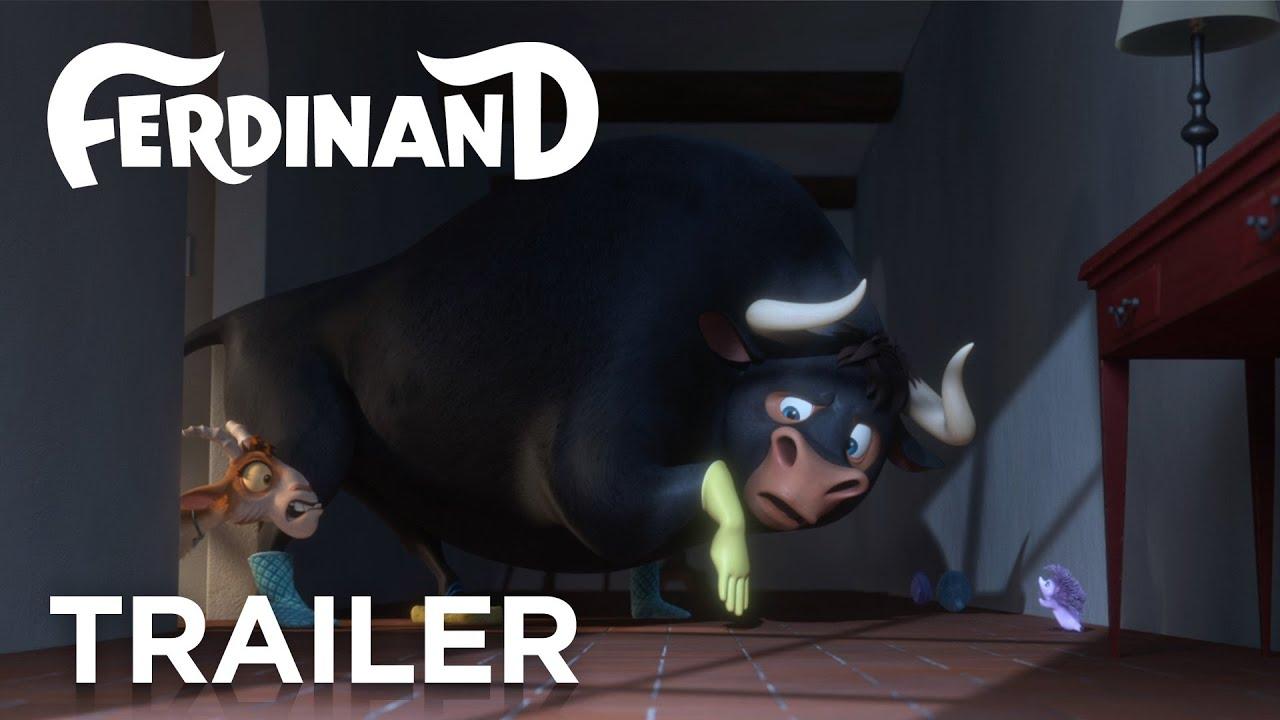 Ferdinand Phiêu Lưu Ký _New Trailer_KC 15.12.2017 - YouTube