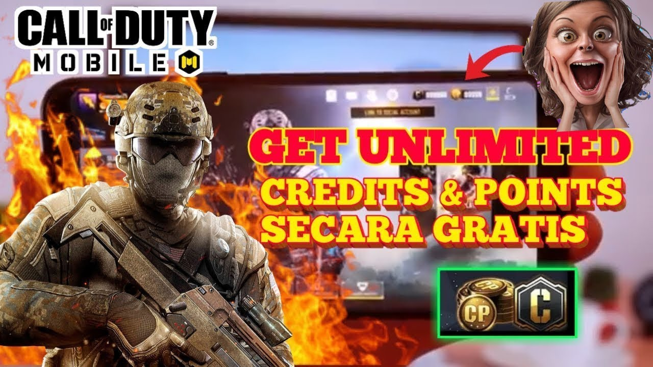 Call Of Duty Mobile Hack Cod Mobile Glitch Get Free