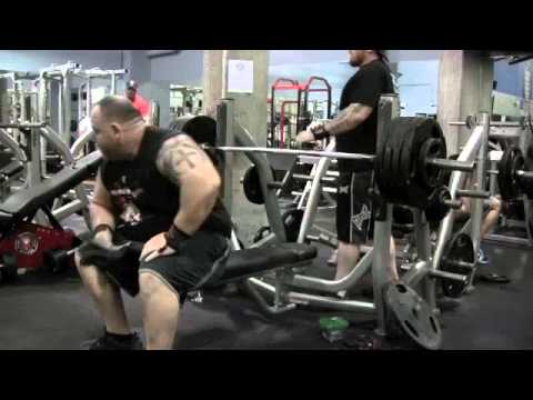 Increasing your Bench Press with Rich Ficca, World Class Powerlifter!