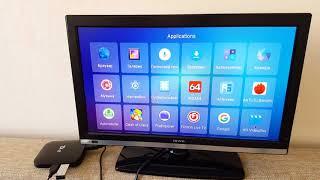 видео Tanix TX3 Mini - обзор ТВ-бокса, основные характеристики