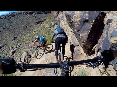 THE SCARIEST SWITCHBACK | Chasing Epic in St. George, Utah