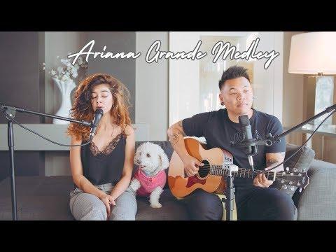 Ariana Grande Medley ft. Samica | AJ Rafael #Jamuary #ThankuNext