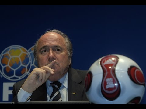 LIVE: Blatter holds press conference before German judge announces verdict of ethics committee