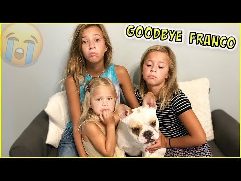 IT'S OUR LAST DAY!! SAYING GOODBYE...