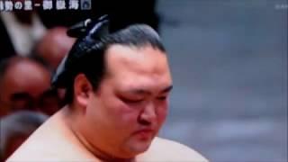 19年 大相撲初場所初日の注目の取り組み 稀勢の里 検索動画 15
