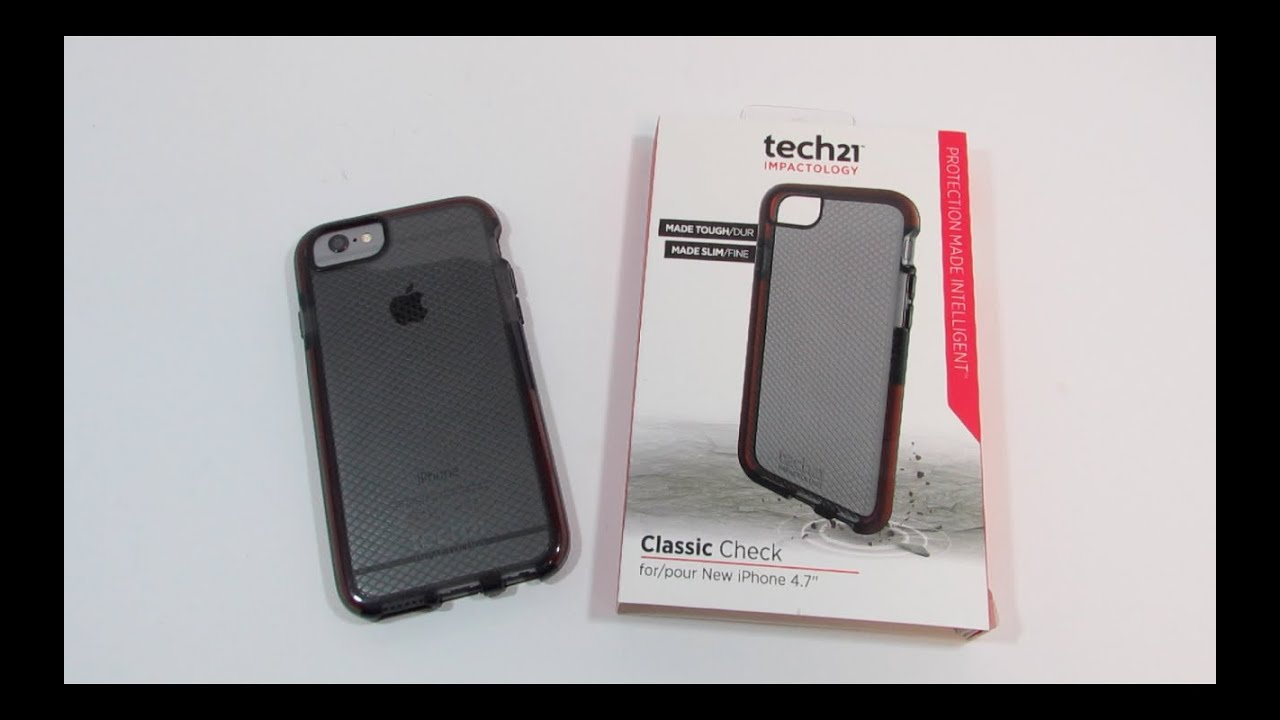 tech21 iphone 6 case