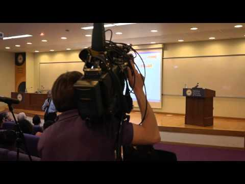 Public Lecture: The 2016 U.S. Presidential Elections, by Governor Dukakis