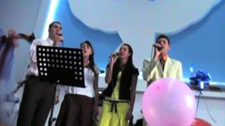 Ruben si Beatrice Filoti & Madalin si Luminita Popa - Biserica dinToflea 2007 Resimi