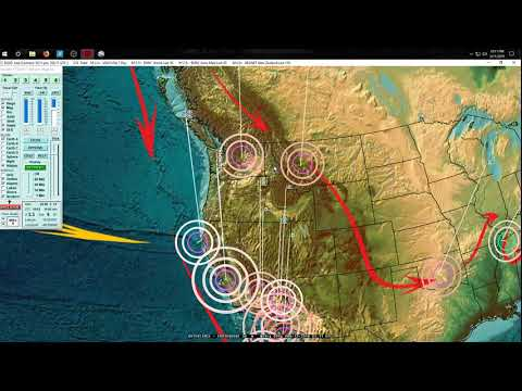 3/11/2018 -- Global Earthquake Forecast -- Expecting increase + 3rd Large Earthquake -- Have a plan